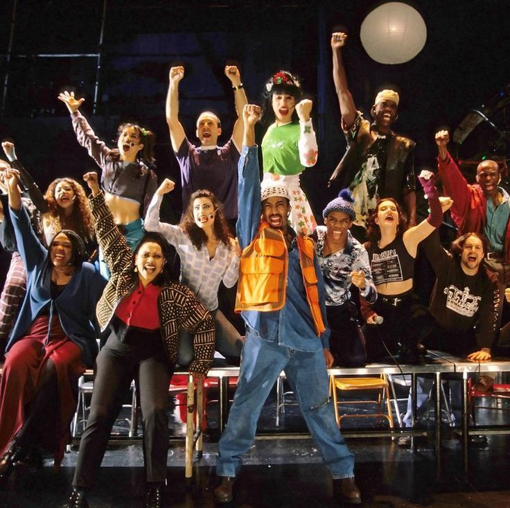 Rent Moved American Culture Forward Rent Live Is Proof Of That Rent Costumes Rent Musical Musical Theatre Broadway