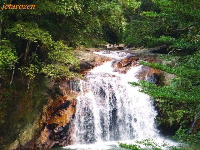 Serendah Waterfalls - Selangor, Malaysia