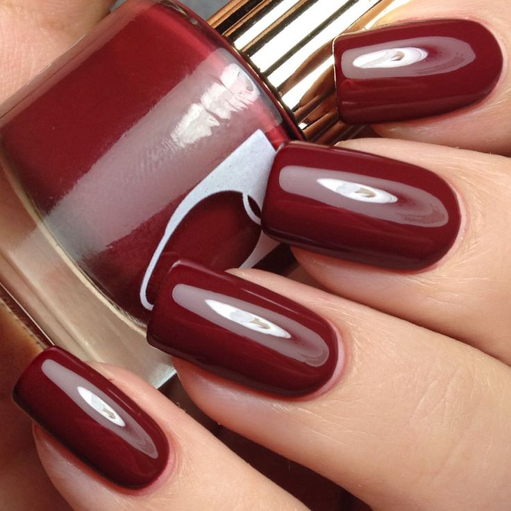 Looking for some shades to recreate the Marsala look: FLOSS GLOSS - PICNIC