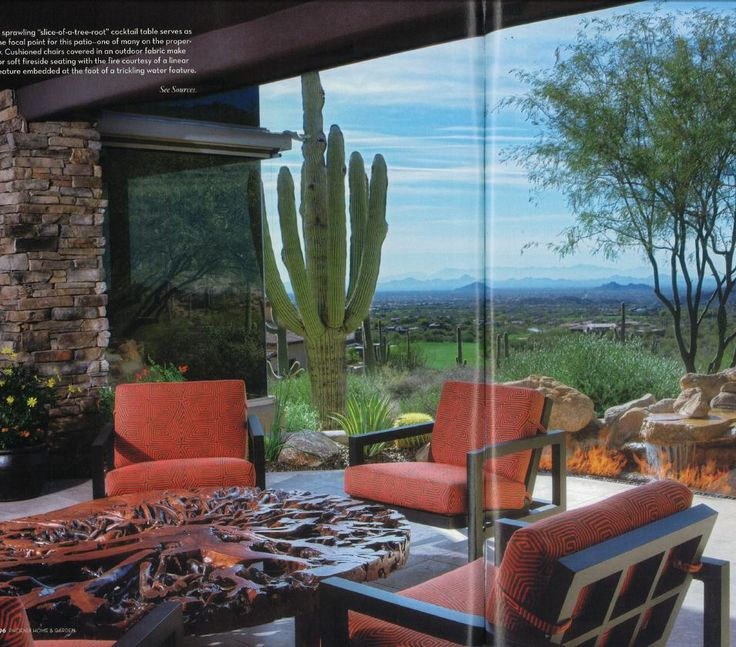 Delicieux Phoenix Home U0026 Garden Magazine Feb 2013   Mary Meinz Design, Scottsdale,  Arizona Outdoor