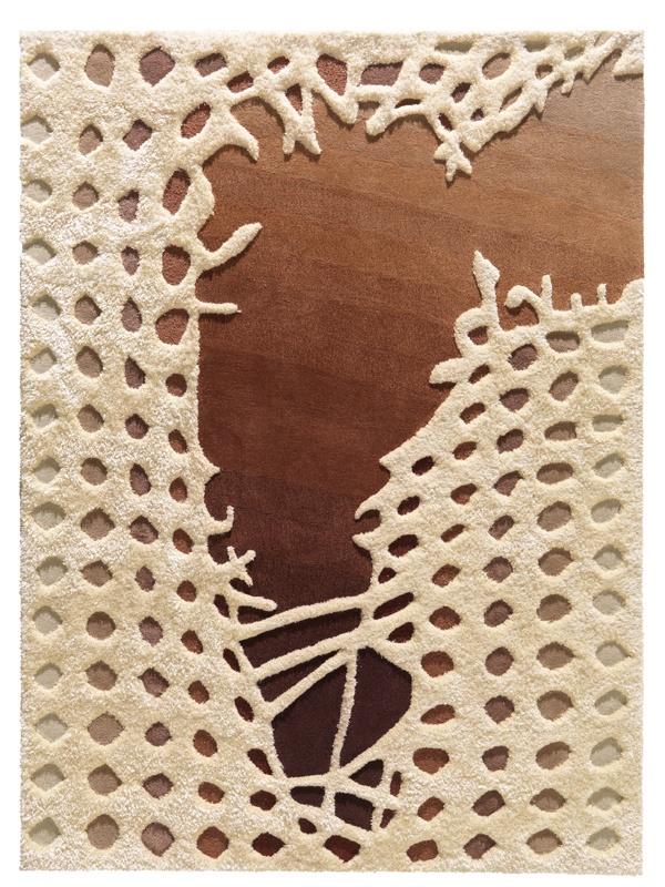 Designer Teppich Arte Espina Trash #benuta #teppich #interior #rug