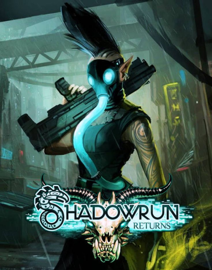 Shadowrun Returns is a turnbased RPG created by