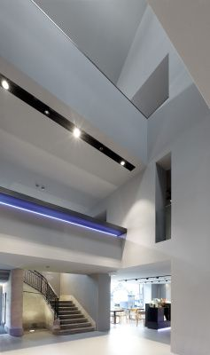 Absinthe Museum in Motiers/NE, Switzerland, by Manini Pietrini Architects