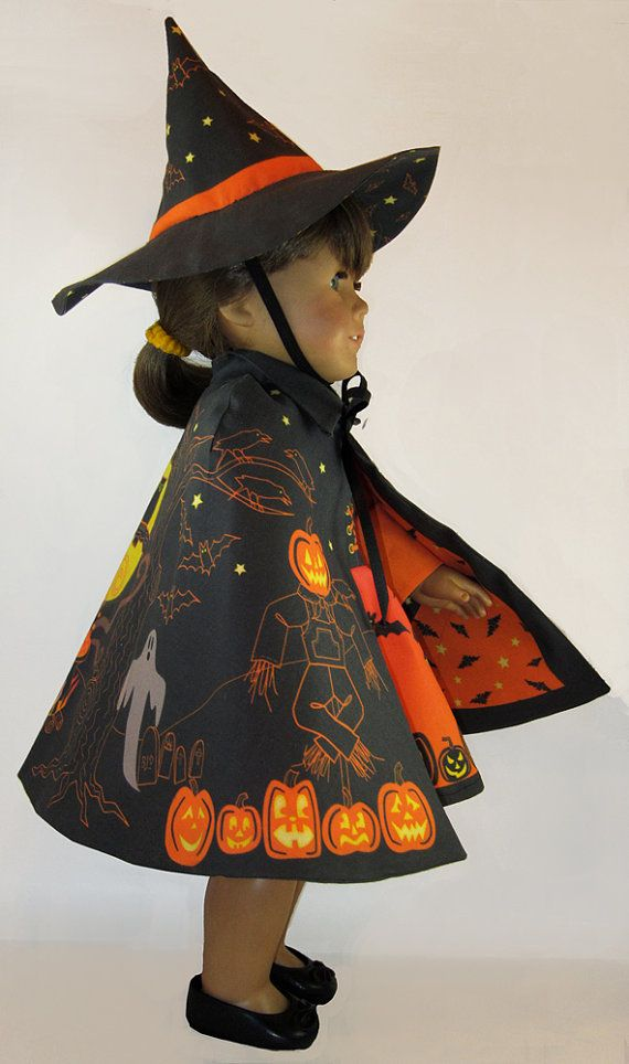 18 Inch Doll Halloween Costumes
