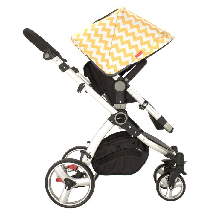 Redsbaby Bounce - The Utlimate All-In-One Stroller/ Pram www.redsbaby.com.au We love our yellow chevron stylish stroller! Why not add some excitement when out and about with your bub?