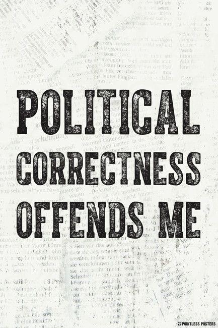 Political Correctness in the Media