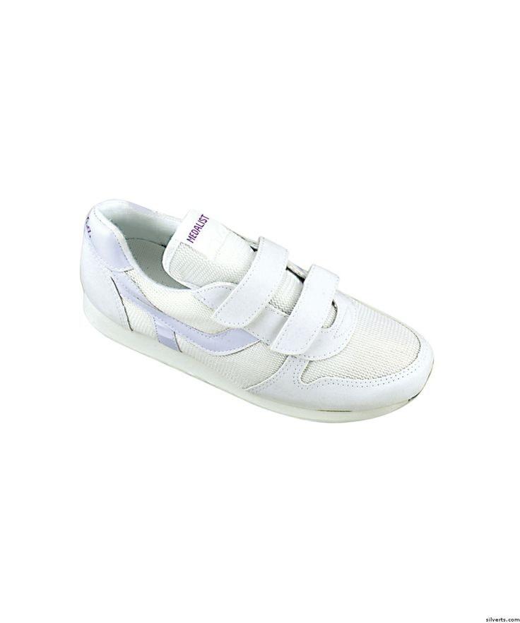 Easy Closing Running Shoes - Womens - Skid Resistant