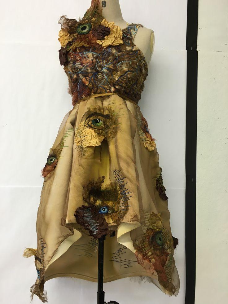 Art/textiles from Ossett Academy