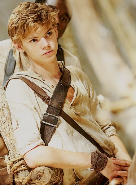 Oh I'm sure if I ever meet Thomas, I'd just start crying cause he's newt, and I miss newt, and Newt is Thomas, thomas is newt... Newt :'(