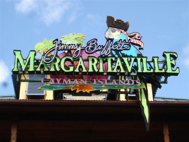 Margaritaville, Grand Cayman Island