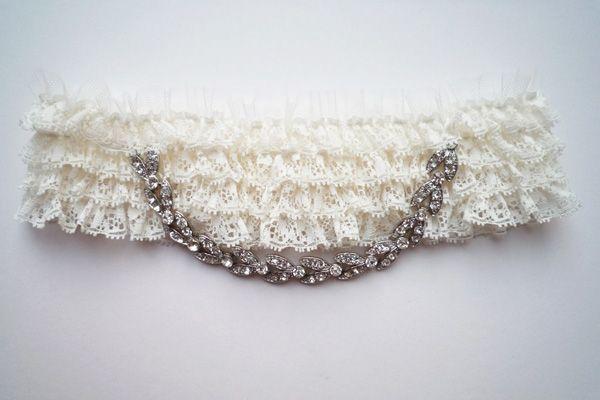 gorgeous garter from Florrie Mitton
