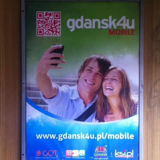 Gdansk4mobile. QR Code