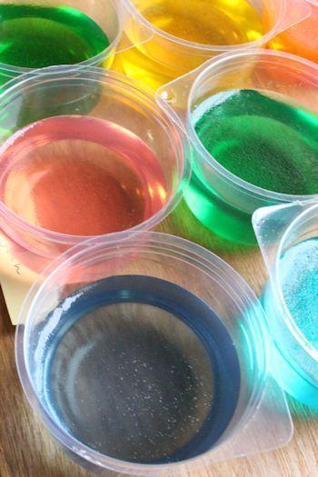 真夏のぷるぷるせっけん|新潟 手作り石鹸の作り方教室 アロマセラピーのやさしい時間