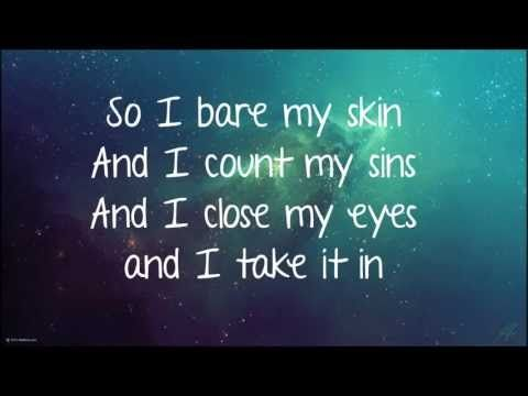 ▶ Imagine Dragons - Bleeding Out {Lyrics} - YouTube  O gets this stuck in his head, along with Knocking on Heaven's Door in dangerous or upsetting situations. He finds this very ironic. But, he can use this as a test to see if he's fully awake.
