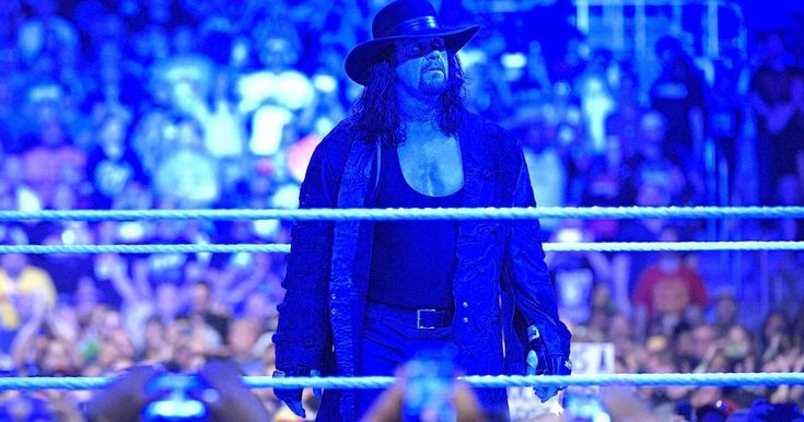 It looks like the Undertaker has wrestled his last match, and we're having all the feels