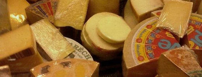 La Fromagerie Hamel is one of The 15 Best Places for Cheese in Montreal.