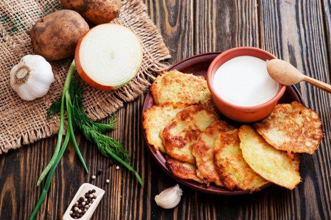 6рецептов драников, которые съешь вместе сложкой