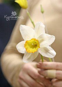 Слепили мы роскошные Нарциссы - Ярмарка Мастеров - ручная работа, handmade
