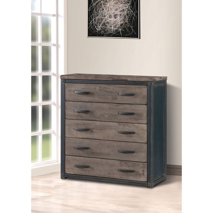 17 best ideas about industrial bedroom furniture on - Industrial style bedroom furniture ...