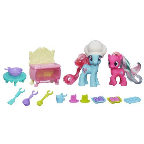 My Little Pony Princess Celebration Bakery Set My Little Pony http://www.amazon.com/dp/B00A8VJCQE/ref=cm_sw_r_pi_dp_4Ki2tb0TSD6T5YEM