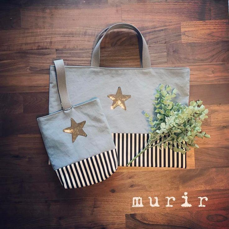 いいね!25件、コメント3件 ― murirさん(@miiiii___ha)のInstagramアカウント: 「手提げバッグと上靴袋★★★ 図書バッグにしたり、上靴袋や体操服袋を入れたり。 結構使うアイテムたち。…」