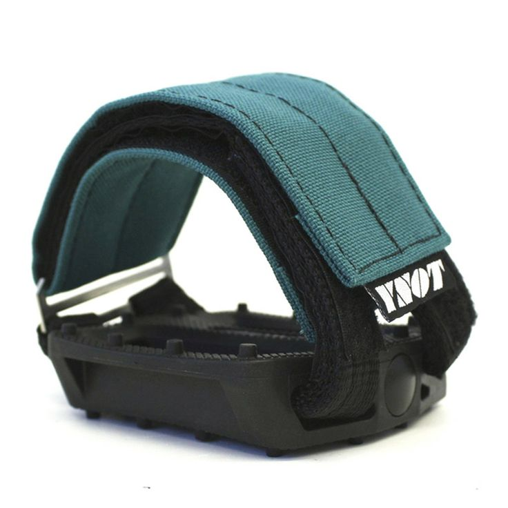 YNOT Cycle | Pedal Straps - Teal