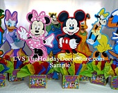 Etsy- Mickey mouse centerpieces