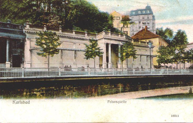 #karlovyvary #colonnade #spa