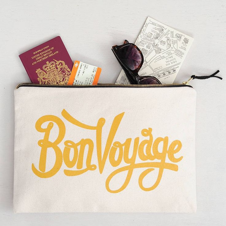 The best travel-themed gifts from NotOnTheHighStreet.com. These are the best gift ideas from Not On The High Street for travel lovers.