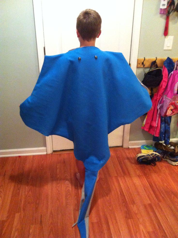 Stingray costume                                                       …