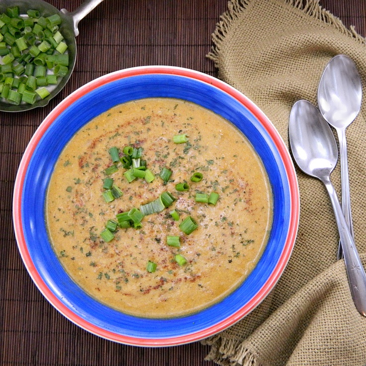 Heart Healthy Mexican Corn Chowder | Mexican | Pinterest
