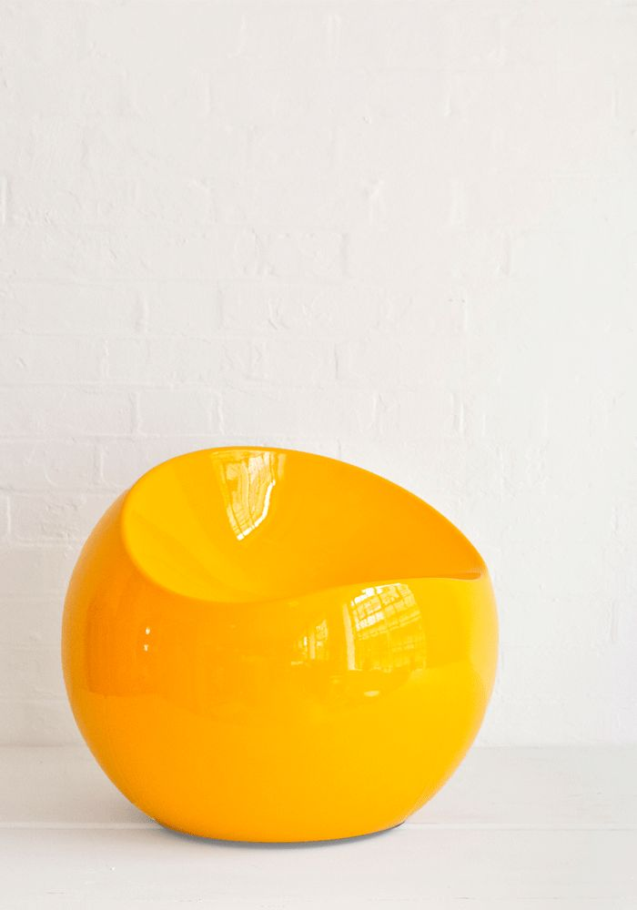 30% OFF the last Ball chair - Daffodil — Bodie and Fou - Award-winning inspiring concept store