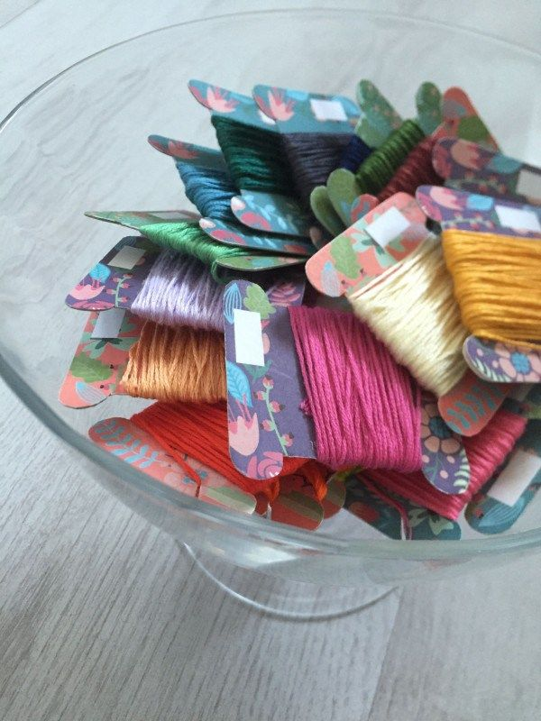 Best embroidery floss storage ideas on pinterest diy