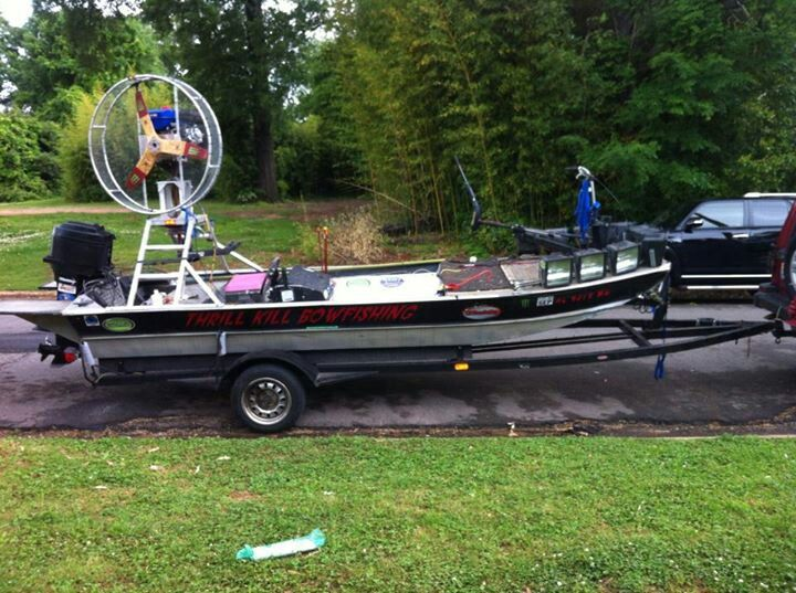 15 best images about Bowfishing Boats & Plans on Pinterest ...