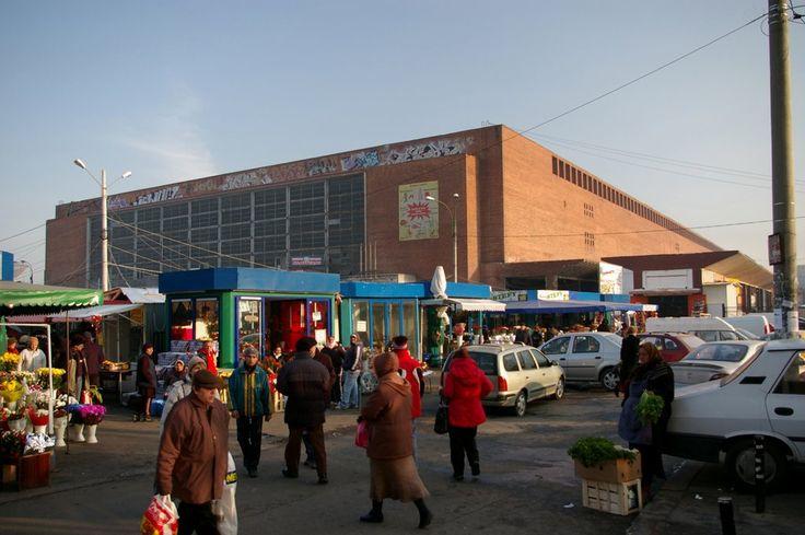 Obor Halle, Bucharest. Source: Google