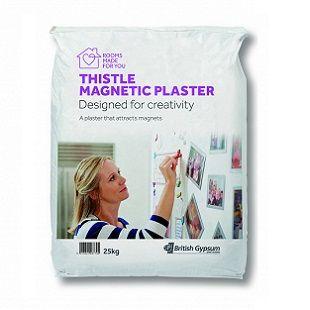 Thistle Magnetic Plaster