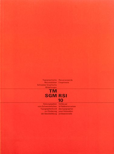 TM Research Archive – 1963 Issue 10