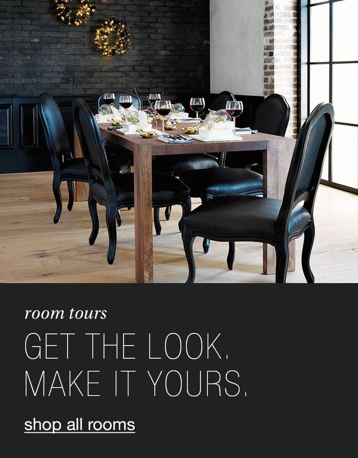 30 besten Dining Room Bilder auf Pinterest   Malen, Schwarze tapete ...