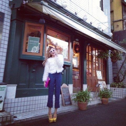 「きのうのスタイル♪」の画像 ローラ Official Blog P…  Ameba (アメーバ)