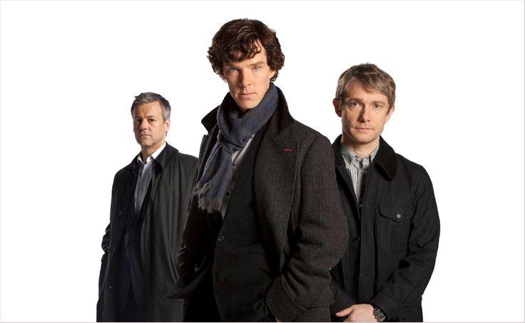 #Sherlock: protagonistas querem quarta temporada