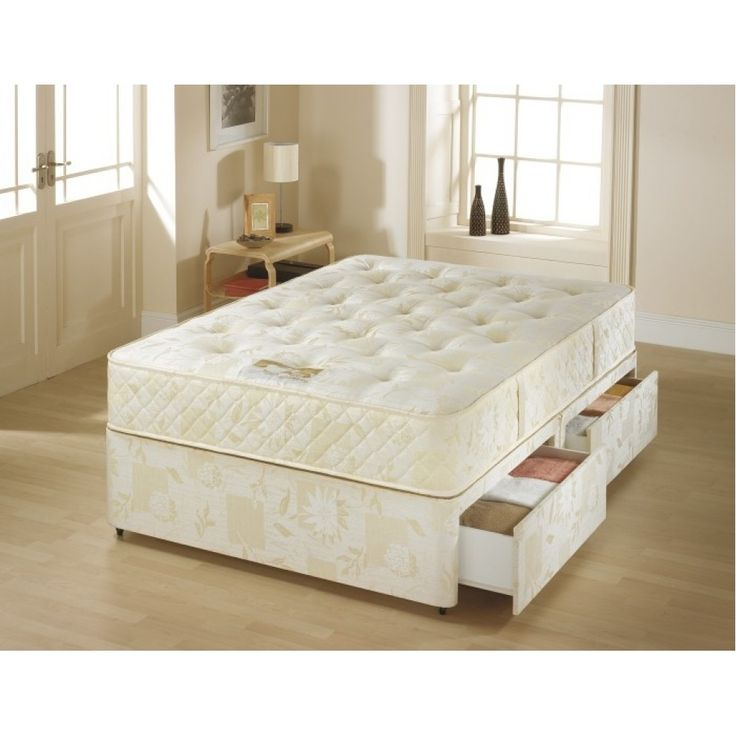 Airsprung Caithness Divan Set. Free Delivery.