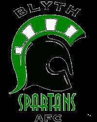 Blyth Spartans crest.
