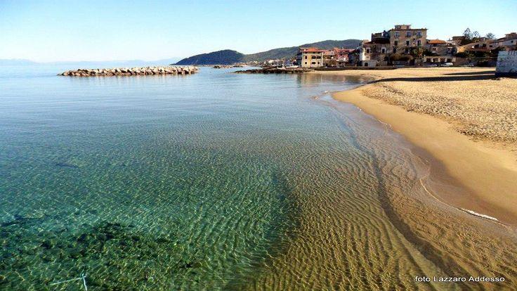 il mare di Castellabate, Campania, foto di Lazzaro Addesso