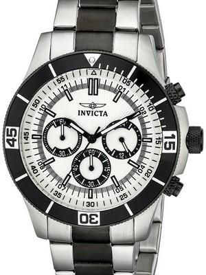 Invicta Specialty Chronograph 100M 12843 Mens Watch
