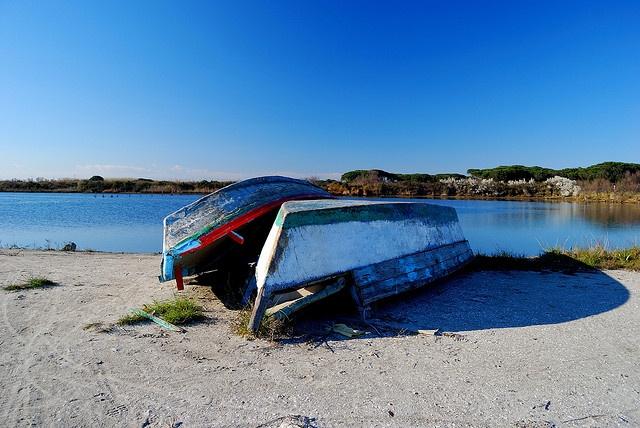 Il Delta del Po, Lido di Volano (Ferrara) by Guido Andolfato, via Flickr