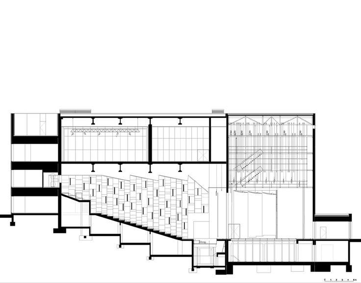 Gallery - Municipal Theater of Guarda / AVA Architects - 31