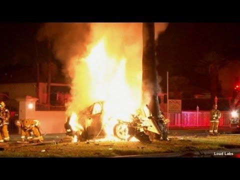 Crashes of Convenience: Michael Hastings