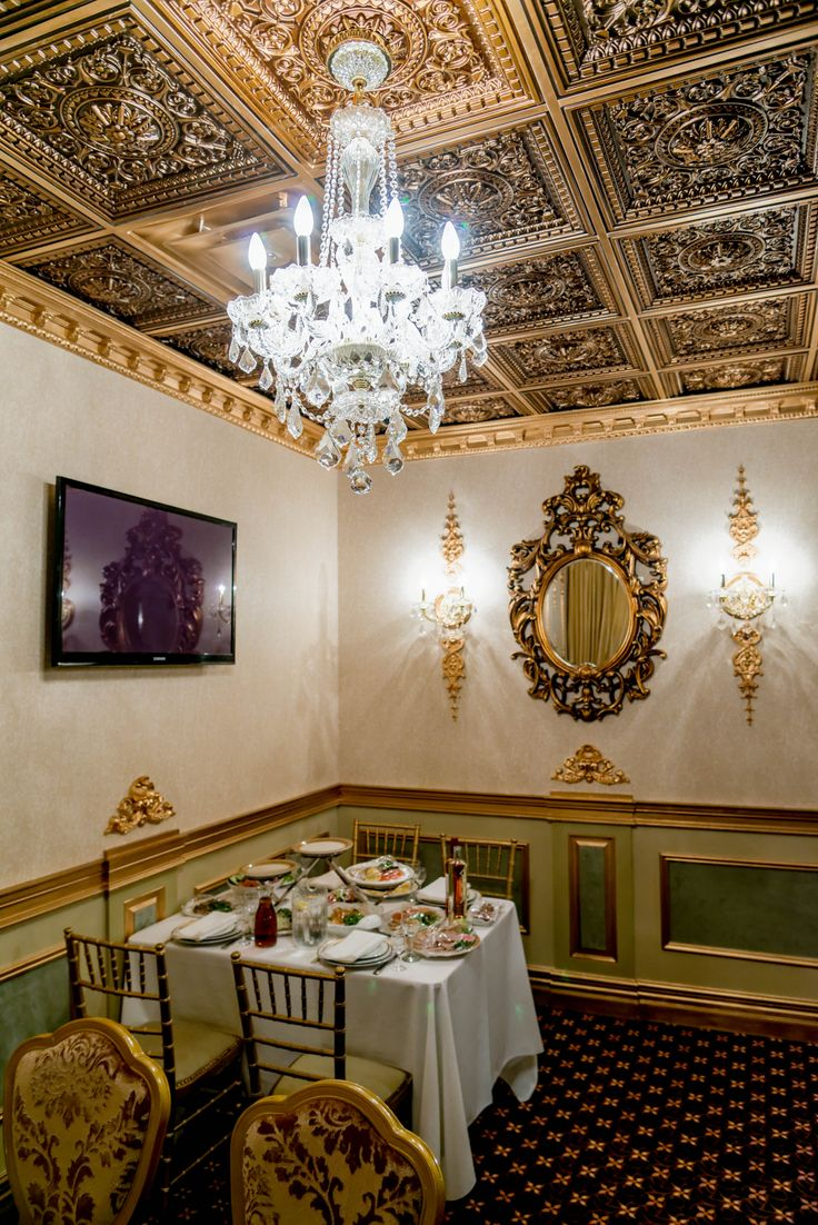 65 best pub restaurant ceiling tiles and wall panels by talissa gold tin ceiling tiles amazing ornate antique tin ceiling tiles are extremely popular today and are being used as suppor dailygadgetfo Image collections