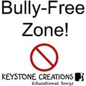 'BULLY-FREE ZONE!' ~ Radio interview with teacher, Nuala O'Hanlon, KEYSTONE CREATIONS ~ Educational Songs: http://www.keystonecreations.com.au/media.html  ©Lyrics: Nuala O'Hanlon, B.Ed; Cert. Teach. Music: Kathryn Radloff, B.Arts (Hons) Psych.