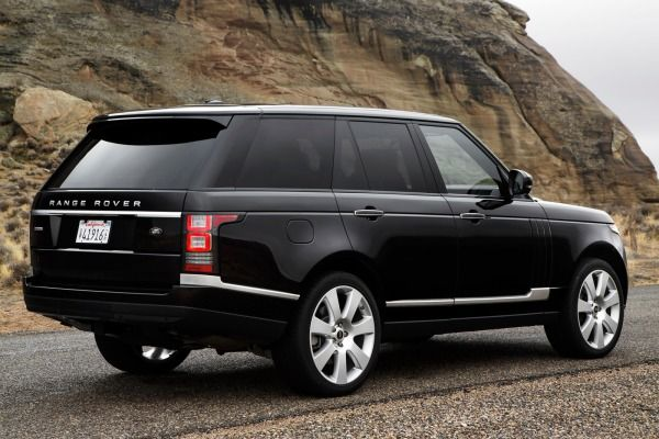 2014 Land Rover Range Rover Autobiography Picture